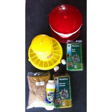 Kit PVC pour les jeunes éleveurs