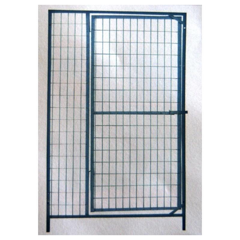 panneau de chenil en 5 cm x 10 cm de 1 m porte la belle caille de bl. Black Bedroom Furniture Sets. Home Design Ideas