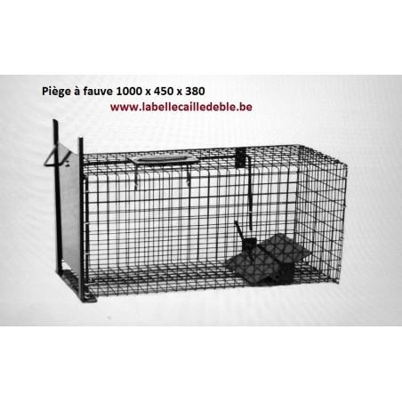 Cage renard