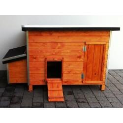 poulaillers pour volailles en bois la belle caille de bl. Black Bedroom Furniture Sets. Home Design Ideas