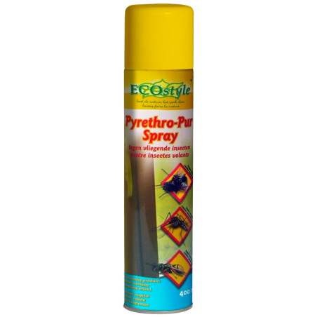 Pyrethro-Pur contre insectes volants