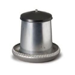 Metalen eetbak 5 kg voor...