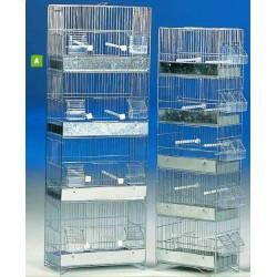 Cages étagées en Métal