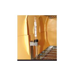 Température: Lecture de température analogique pour plus de sécurité