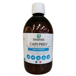 Capi Prev est un produit de soins naturel contre les vers des animaux