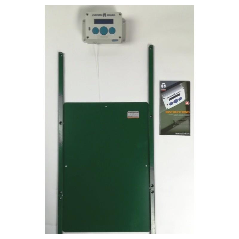 porte automatique de poulailler