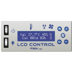 Thermostat LCD Control PID...