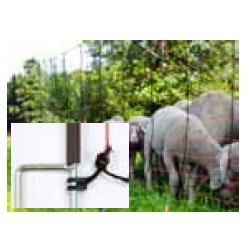 clôture mouton en PVC
