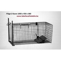 Cage renard 1 porte