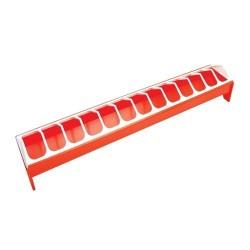 PVC voederbak van 75 cm