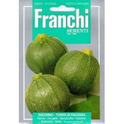 Courgette-Zucchino tondo di...