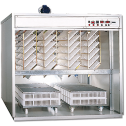 Incubateur 4600 oeufs