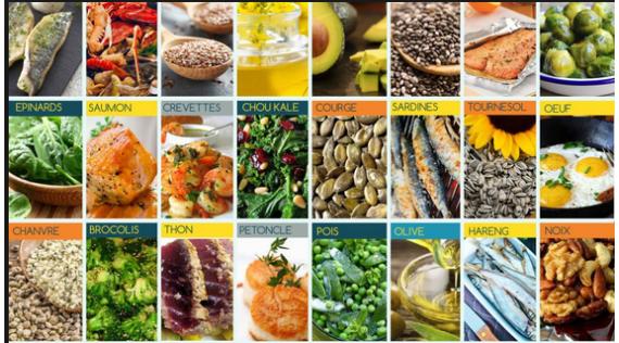 Compléments alimentaires